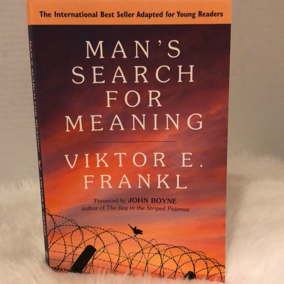 Man's Search For Meaning Novel
